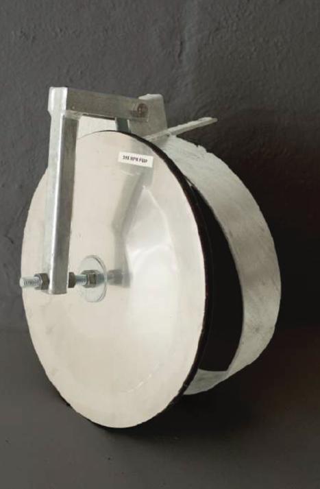 Standard hinge flap configuration